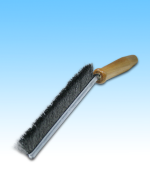 Steel Track Brush